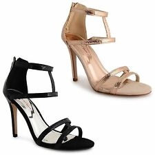 Dolcis Stiletto Synthetic Shoes for Women
