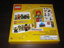 LEGO Stationery Set NEW