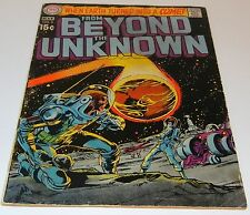 Bronze Era DC Comics From Beyond The Unknown March 1970 No. 3 (Bagged & Boarded)