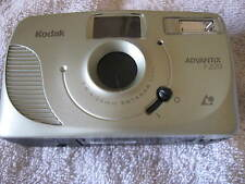 Kodak Advantix F220 APS Film Point & Shoot Camera Grey C5-10