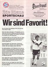 BL 88/89 FC Bayern München- Eintracht Frankfurt (Blaue)