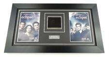TWILIGHT FILM CELLS ORIGINAL 70MM TWILIGHT ECLIPSE Framed VAMPIRE GIFTS EDWARD