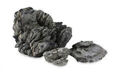 15 kg piedra roca gris de montaña Acuario Iwagumi estilo conjunto de piedras aquascaping