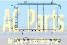 Wasserkühler Kühler CITROËN C25 (280_ 290_) 1.9 D 2.5 D