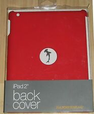 iPad 2 back cover by Hammerhead - Red