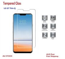 Premium Tempered Glass Top Genuine Screen Protector For LG G7 Thin Q 9H Hardness