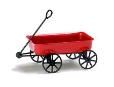 Little Wagon / Cart, Dolls House Miniature Nursery 1.12 Scale Miniatures