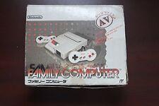 Nintendo HVC-NFF New AV version Famicom Console boxed Japan System US seller
