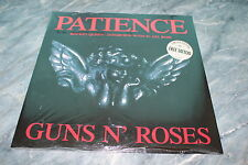 "GUNS N' ROSES PATIENCE GERMAN ONLY LIMITED 12"" (WITH TATTOO -SEALED)"