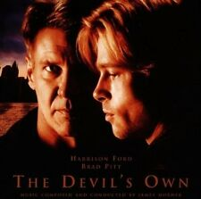 James Horner Devil's own (1997, soundtrack) [CD]