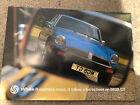 British Leyland MGB GT Original Dealer Sales Brochure