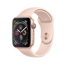 Apple Watch Series 4 40mm Gold Alum, Pink Sand Sport Band (GPS) MU682LL/A NIB