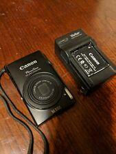 Canon PowerShot ELPH 110 HS / IXUS 125 HS 16.1MP Digital Camera  Black W/Battery