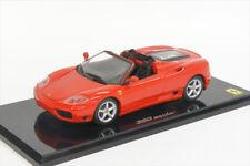 Kyosho 1/43  05032R Ferrari 360 Spider red MIB Diecast Car