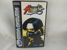 The King of Fightes 95 Sega Saturn PAL CIB incl. Cartridge!