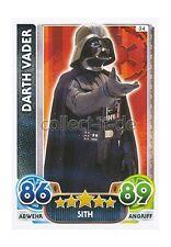 Force Attax Movie 4 - 34 - Darth Vader - Sith - Galaktische Republik