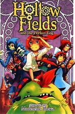 Hollow Fields and the Perfect Cog    Madeleine Rosca     Manga  Pbk NEW