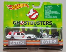 Hot Wheels Ghostbusters - Ecto 1 and Ecto 2