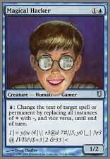 2x Magical Hacker MTG MAGIC Unh Unhinged English