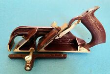 STANLEY No. 78 DUPLEX RABBET & FILLISTER PLANE w/Fence - Made in USA - Very Nice