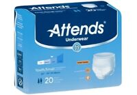 Attends Youth Underwear, YOUTH / SMALL, Heavy Absorbency, APP0710 - Case of 80