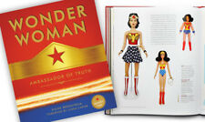 Wonder Woman Ambassador of Truth Hardcover Coffee Table Book - New! Free ship!