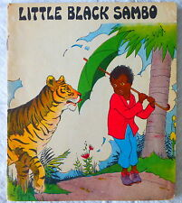 Little Black Sambo and The Gingerbread Boy 1932 Platt & Munk Co.