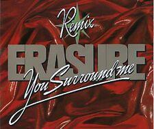 "Erasure You Surround Me remx Supernature , 91 Steps 12"""