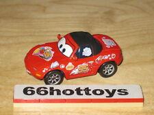 Disney Pixar Cars Lightning McQueen Fan TIA Loose NEW