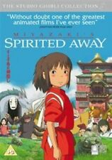 Studio Ghibli Spirited Away DVDs & Blu-ray Discs