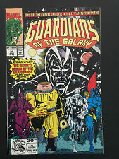 Box 47c, Comic Marvel, Guardians of The Galaxy, # 26 July