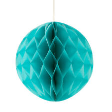 5Pcs HONEYCOMB BALL Tissue Paper Ball Lantern Decor Wedding Party Birthday Pom