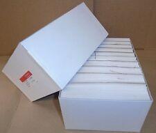 "Box of 1000 #8 Glassine stamp Envelopes 4 ½"" x 6 5/8"" westvaco cenveo jbm"