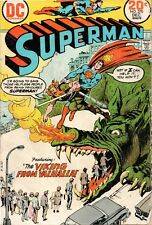 DC COMICS SUPERMAN #270 DEC. 1973 VG+