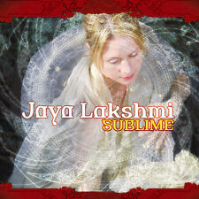JAYA LAKSHMI Sublime CD NEU / New Age / Ambient / Yoga / Chillout & Relax