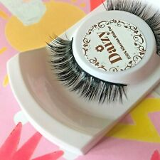 MINK EYELASHES THICK SHORT EYELASHES NATURAL LASHES 100%LUXURY MINK LASHES WING