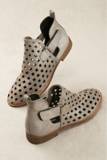 Musse & Cloud Argento Boots Free People  Pewter Size EU 38 US 7-7.5
