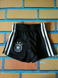 Germany Shorts Size Boys Kids 18-24 months Adidas AA0139