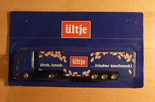 Modellino autocarro per birra Rimorchio per trasporto birra MAN ueltje HS 8