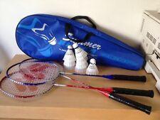 Used - Three Badminton Rackets TECNO Pro Tres raquetas de Badminton - Usado