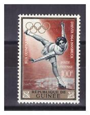 GUINEE.  PA  N° 41 . 100 F  J.O. D' INSBRUCK      NEUF  * .SUPERBE.