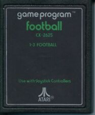 Atari 2600 7800 Football Video Game Cartridge