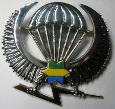 Brevet Parachutiste GABON Insigne Arthus-Bertrand