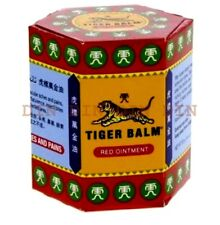 10G TIGER BALM RED RELIEF MUSCULAR ACHES PAIN SPRAINS OINTMENT RUB MASSAGE  D218