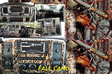"FALL CAMO ! Hydrographics Dipping Film Water Transfer Printing  19x39""PVA !"