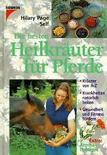 Die besten Heilkräuter für Pferde von Self, Hilary Page | Buch | Zustand gut