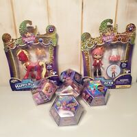 Shopkins Happy places Royal trends lot. Rowen ruby, Royal ruby + 5 Blind bags.