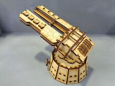 TTCombat - Sci Fi Scenics - Railgun Defence Platform - Great for Infinity