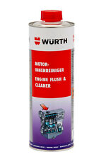 Genuine Wurth Engine Flush Cleaning All Petrol And Diesel Engines 400ml
