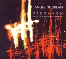 CD de musique electronica Tangerine Dream sans compilation